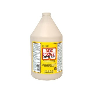 Plaid Mod Podge Matte Gallon