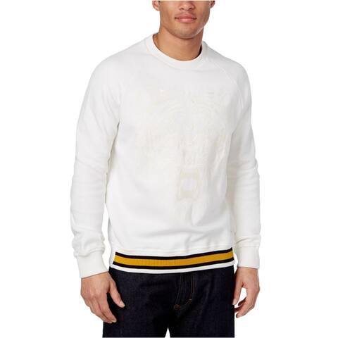 Sean John Mens Tiger Athletic Sweatshirt