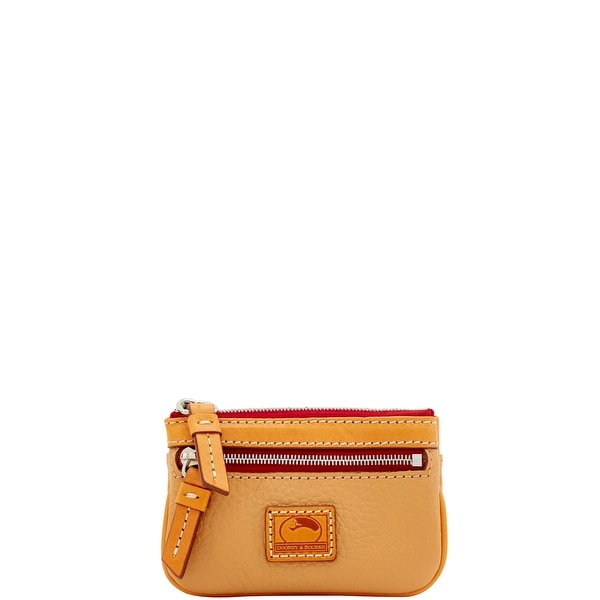 Dooney & Bourke Patterson Leather Small Coin Case (Introduced by Dooney & Bourke at $58 in Dec 2017)