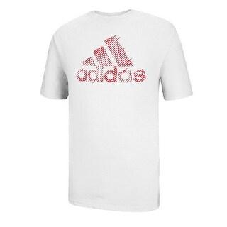 Adidas Men The Go-To Cotton Tee - Small
