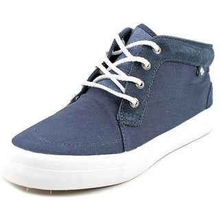 Sperry Top Sider Crest Knoll Canvas Round Toe Canvas Sneakers