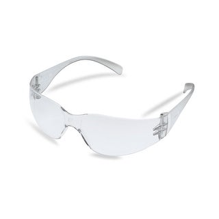 3M 90551-00000B Stylish Indoor Safety Glasses, Clear
