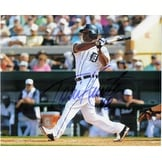 Signed Hunter Torii Detroit Tigers 8x10 Photo autographed
