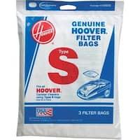 Hoover Type S Vac Cleaner Bag 4010064S Unit: PKG