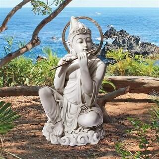Design Toscano Byodo-In Temple Bodhisattva Garden Statue