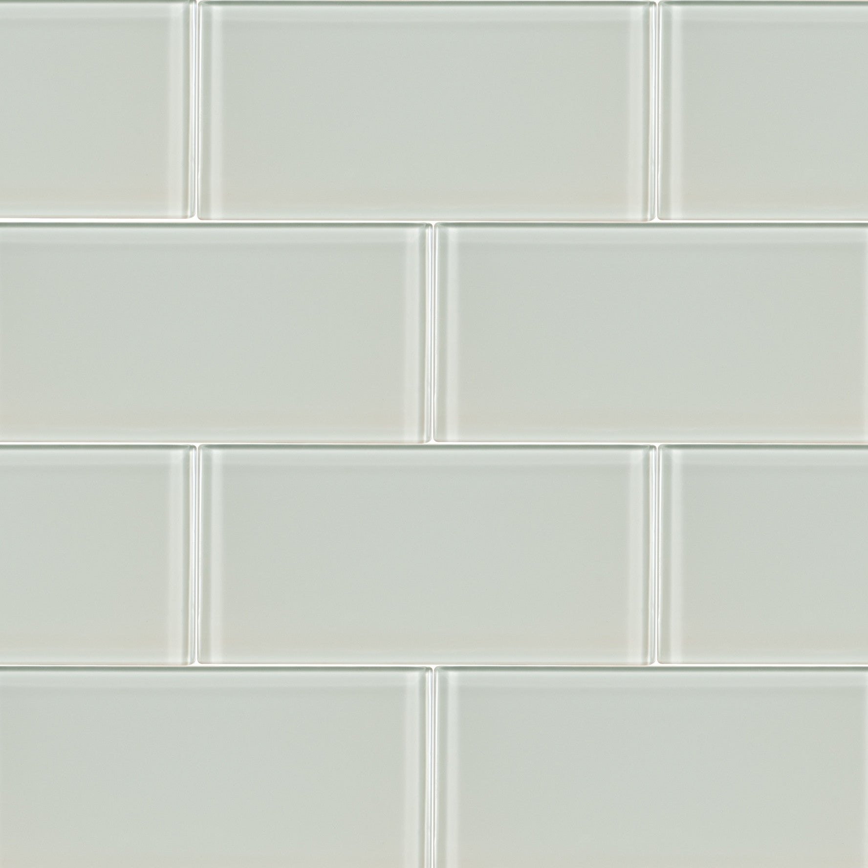 Ms International Inc Gl T Ai36 6 X 3 Rectangle Wall Tile Smooth Visual Sold By Carton 1 Sf Glossy N A
