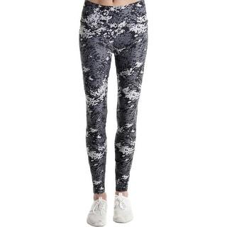 Nike Womens Athletic Leggings Yoga Abstract - S