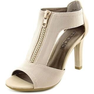 Moda Haley Women Open-Toe Synthetic Heels