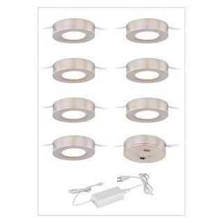 "Vaxcel Lighting X0083 Pack of (7) Under Cabinet LED Single Light 2.75"" Wide Unde"
