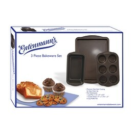Entenmann's Classic 3 Piece Bakeware Set