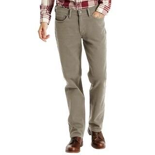 Levi's 514 Regular Fit Straight Leg Twill Jeans Grey 29 x 32