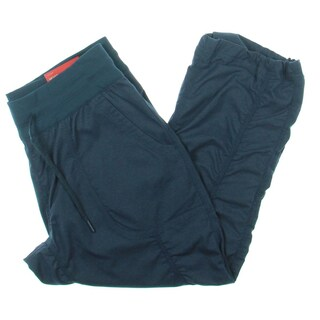 The North Face Womens Aphrodite Capri Pants Wicking Athletic (Option: M - shady blue heather)