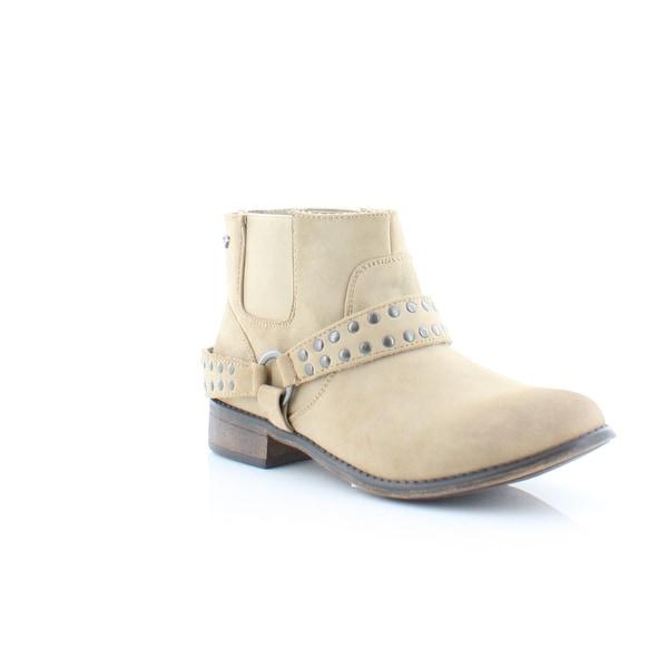 Roxy Weaver Women's Boots Tan