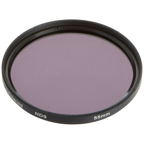 Polaroid Optics 55mm ND 0.9 ND9 Neutral Density Lens Filter