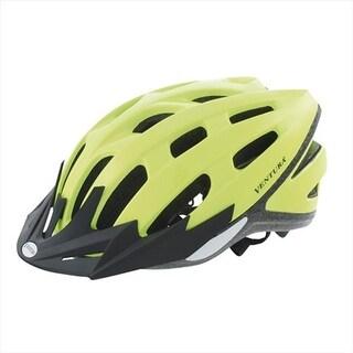 Ventura 731437 Neon Safety Sport Helmet Large