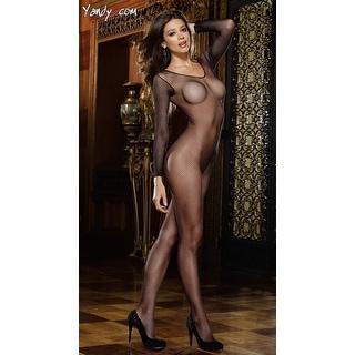 Body Stocking, Open Crotch Body Stocking
