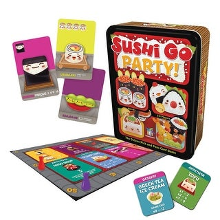 Sushi Go Party Card Game - multi