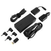 Targus LB3970B Laptop Travel Charger with USB Fast Charging Port