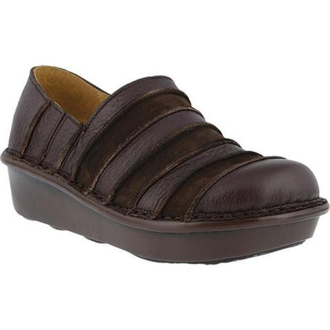 Spring Step Women's Firefly Brown Combo Leather