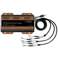 Dual Pro Sportman Series 3 Bank Charger 10 AMP/Bank SS3 - SS3