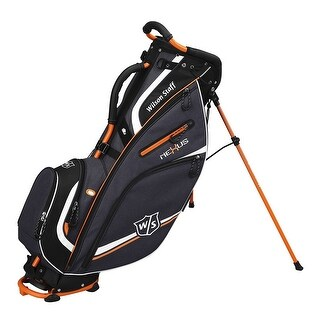 Wilson Staff Nexus II Golf Stand Bag (Navy/White)