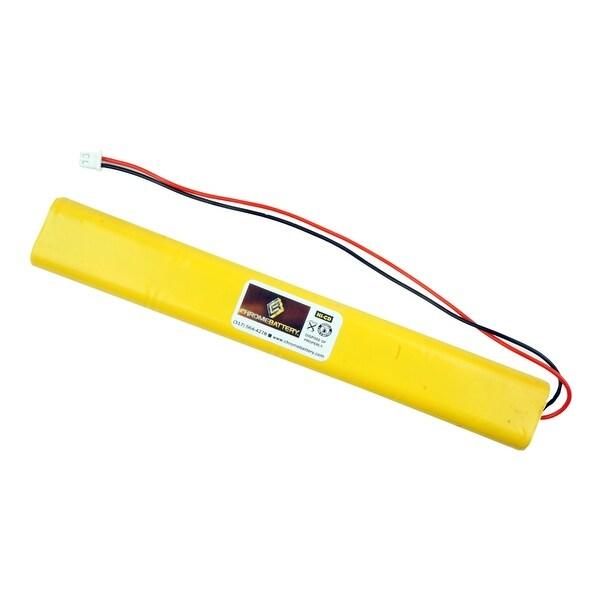 Emergency Lighting Replacement Battery for Unitech - BBAT0043A
