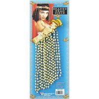 Asp Costume Headband Adult One Size - Gold