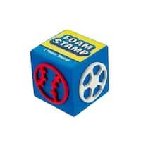 Fun Foam Stamps - Pack of 24