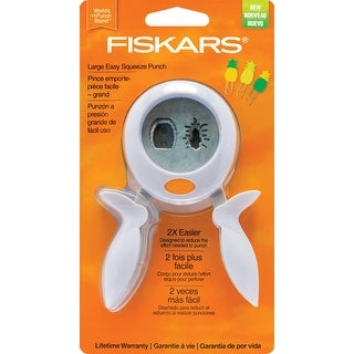 Pineapple - Fiskars Squeeze Punch Large