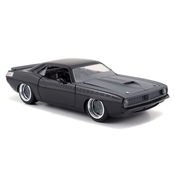 Fast & Furious 1:24 Diecast Vehicle: 1970 Plymouth Barracuda - Multi