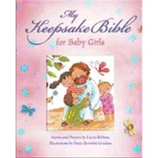 Concordia Publishing House 308841 My Keepsake Bible For Baby Girls