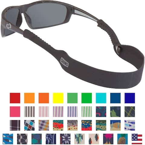 Chums Neoprene Classic Lightweight Adjustable Sunglasses Eyewear Retainer - One Size