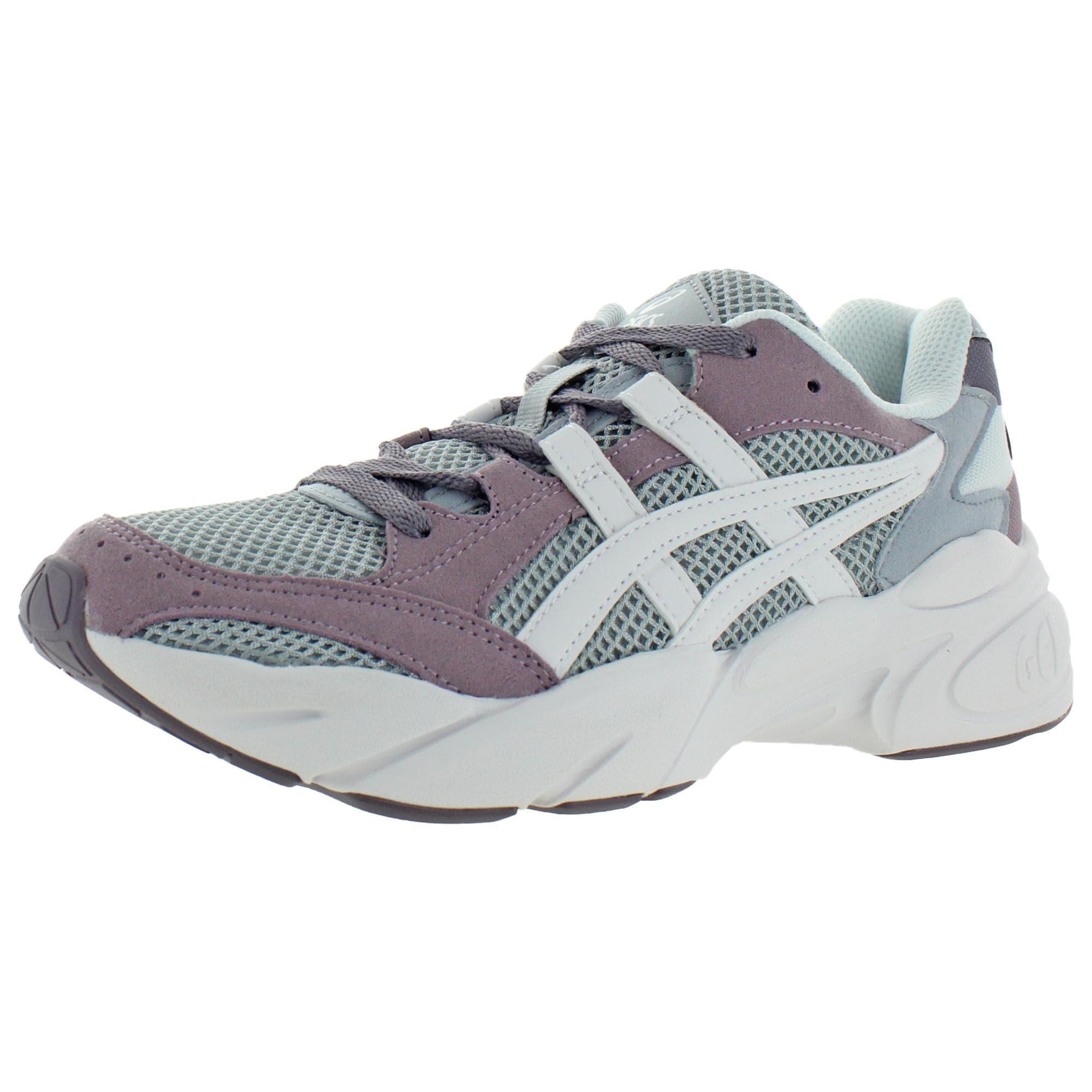 Asics Womens Gel Bnd Athletic Shoes Running Sport Piedmont Grey Violet Blush Overstock 30801436