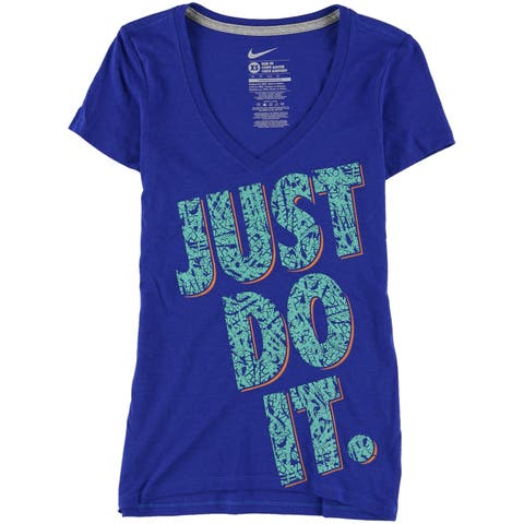 Nike Womens Just Do It Graphic T-Shirt