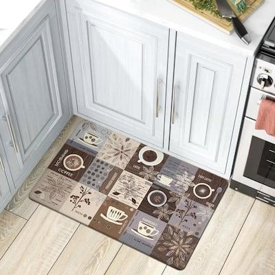 Coffee Kitchen Anti Fatigue Standing Mat