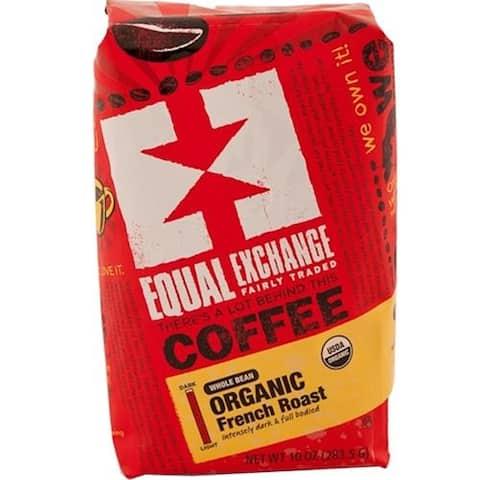 Equal Exchange - Organic French Roast Coffee ( 6 - 10 OZ)
