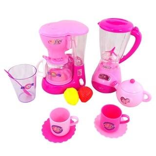 Envo Toys Kitchen Appliance Toy Blender And Toy Mixer