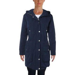 Lauren Ralph Lauren Womens Parka Hooded Lined