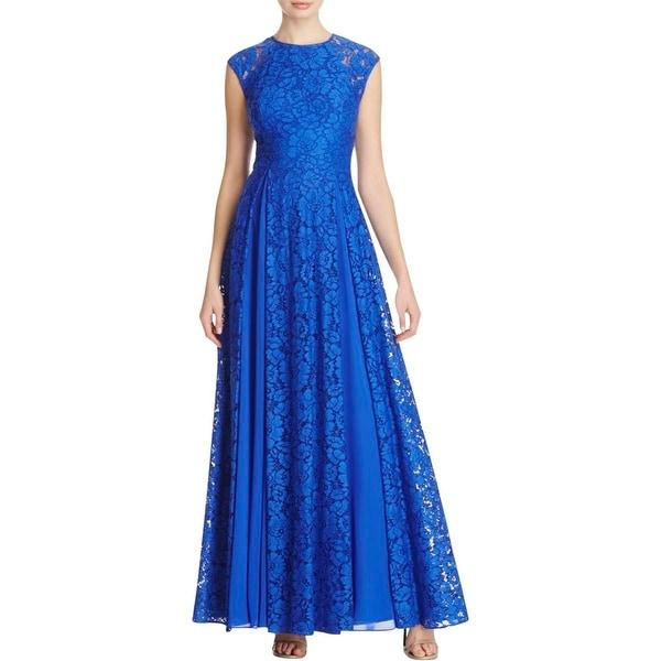 Shop Aqua Womens Semi Formal Dress Chiffon Lace Free Shipping On