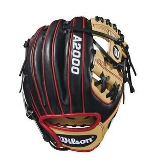 """Wilson Baseball Glove A2000 11.25"""" Pedroia Fit 1788 Mitt RHT WTA20RB18PF88"""