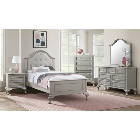 Picket House Furnishings Jenna Dresser in Grey