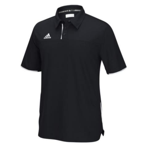 Adidas Mens Adult Utility Polo Shirt Golf Sport Top Climacool Color Choice 1849A