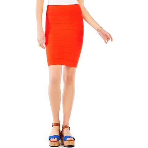 BCBG Max Azria Womens Alexa Pencil Skirt Bandage Mini