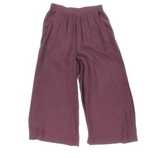 Sanctuary Womens Culottes Crepe Gaucho Pants