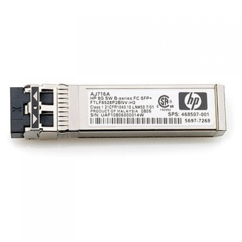 Hpe Qk724a 1Port 10Gbase-X Sfp Switch Mod Transceiver