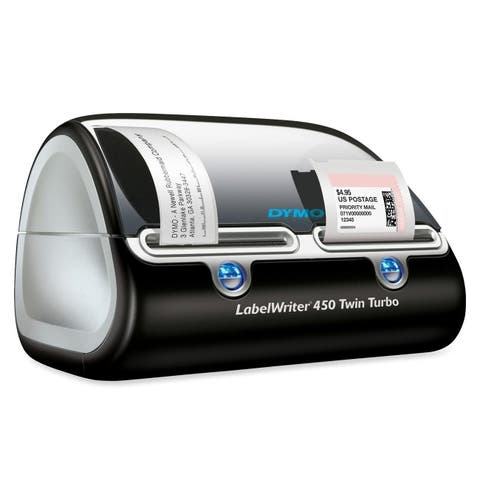 Dymo 1752266 labelwriter 450 twin tur for pc and mac, 2 year warranty