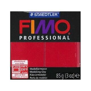 Fimo Professional Clay 85gm Carmine