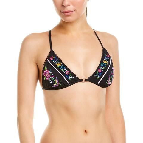 Nanette Lepore Vixen String Bikini Top