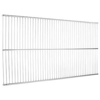 "AllSpace Wire Shelf 24"" X 12"", Wall-Mount, Garage, PegBoard, Shelf - 450036-37"