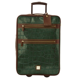Dooney & Bourke Croco Rolling Suitcase (Introduced by Dooney & Bourke at $795 in Oct 2013) - Ivy